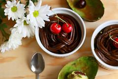 (via Chocolate Avocado Mousse - cloves&caramel) (Source) VeganFoodPornPictures.com | Vegan Cookbooks On Sale! Like Us On Facebook | Follow Us On Twitter