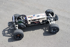 race car(0.0), go-kart(0.0), racing(0.0), sports(0.0), race(0.0), dirt track racing(0.0), off road racing(0.0), off-roading(0.0), monster truck(0.0), touring car(0.0), off-road vehicle(0.0), sprint car racing(0.0), all-terrain vehicle(0.0), sports car(0.0), auto racing(1.0), automobile(1.0), wheel(1.0), vehicle(1.0), radio-controlled toy(1.0), motorsport(1.0), toy(1.0),