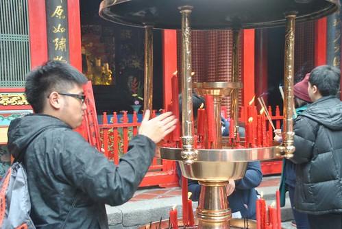 04 Templo de Longshan en Taipei  (5)