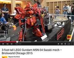 Interview with Beyond the Brick at Brickworld 2015