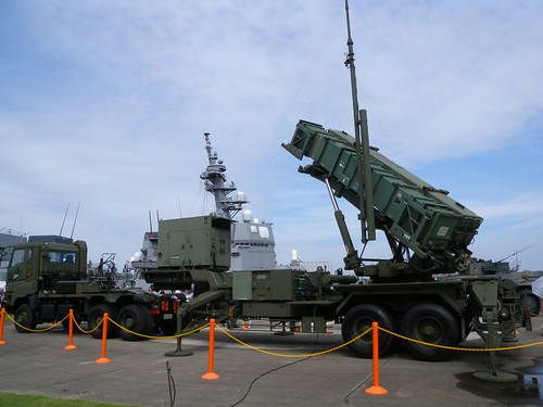 JASDF Patriot PAC-3 Launcher