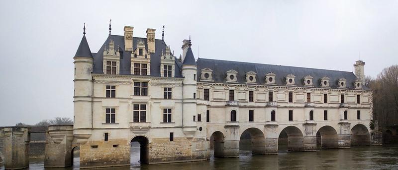 castle chenonceau