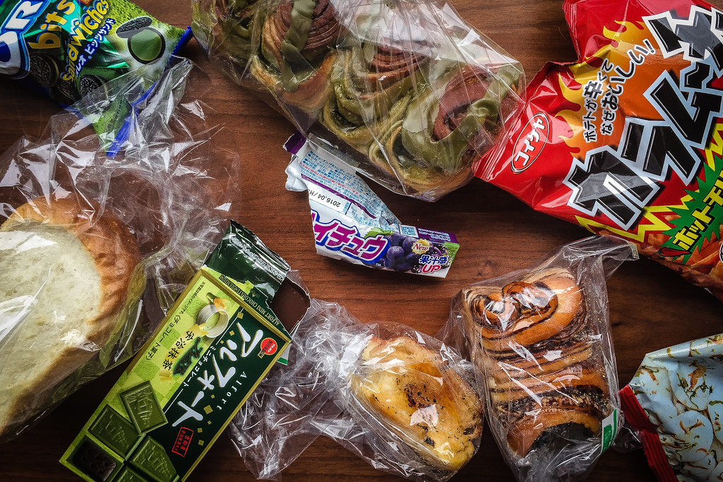 japan photos | bread & snack raid