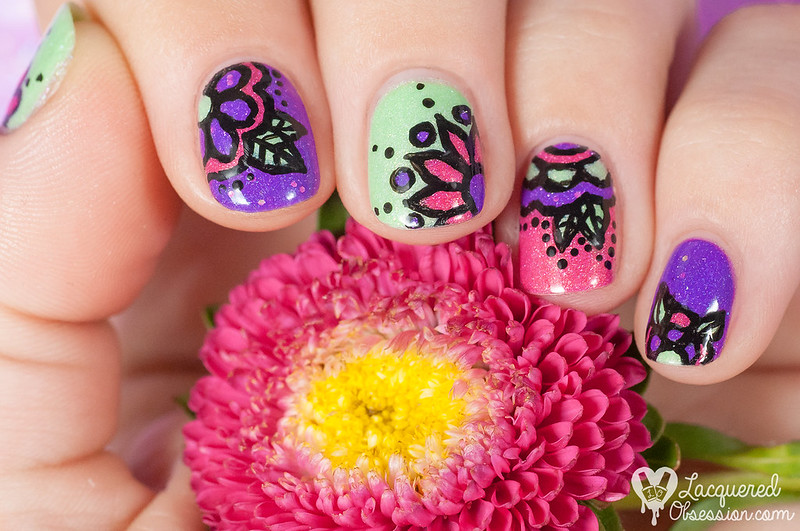 piCture pOlish Nail Art Quarterly