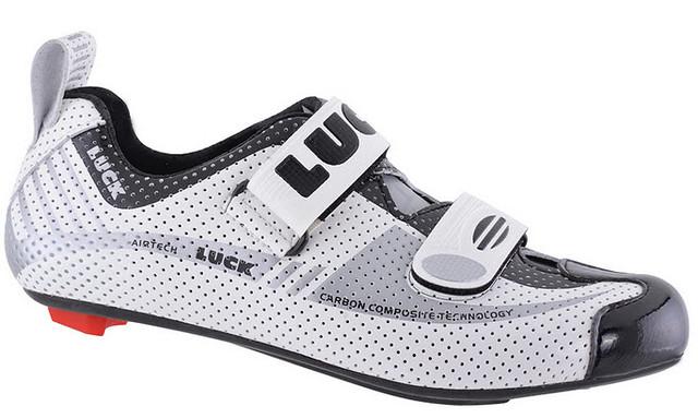 Zapatillas de ciclismo personalizadas para triatlón Luck Ator 3.0