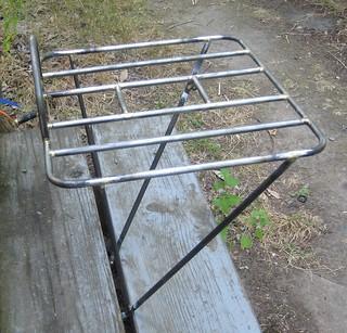12x12 porteur rack, #1