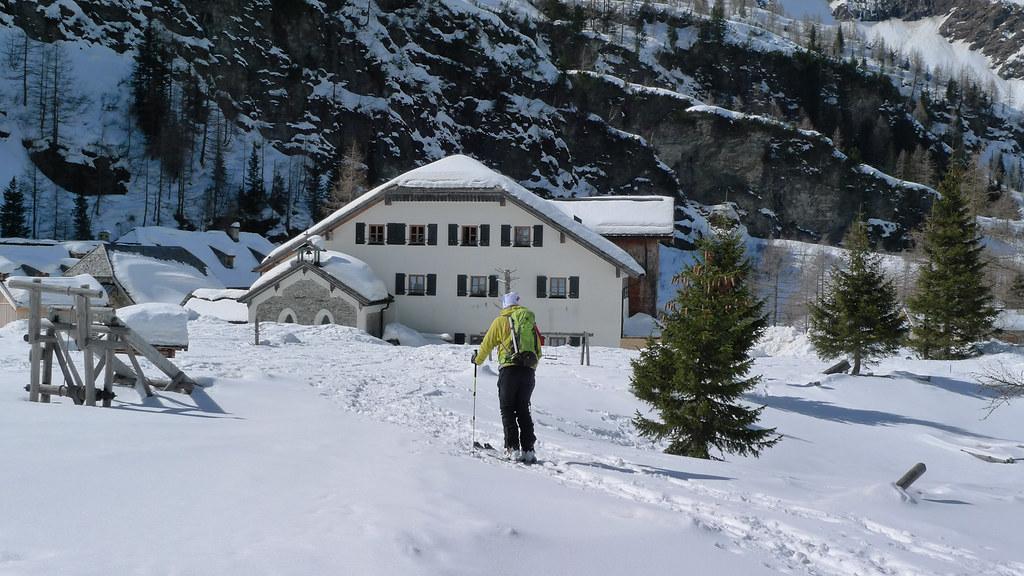 Kolm Saigurn - Sonnblickbasis Goldberggruppe - Hohe Tauern Rakousko foto 09