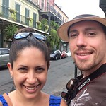 Touristing the French Quarter