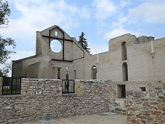 Ruins of the Trappist Monastery