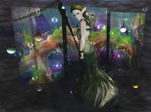 The Sea Witch - Enchantment Coming Soon