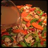 #Homemade Thai-Influenced Chicken & Veggies #CucinaDelloZio - 1c chicken stock