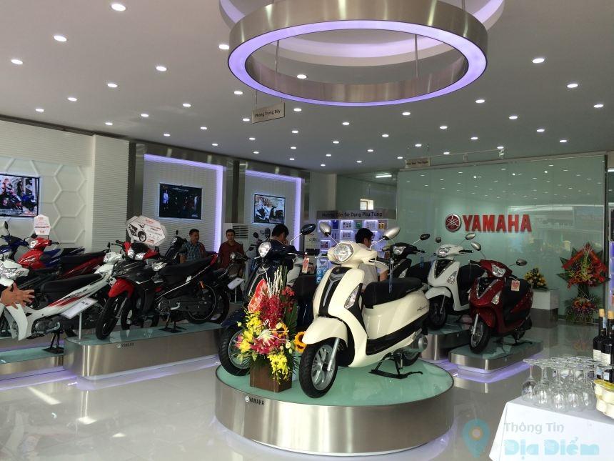Yamaha Town Đạt Thắng