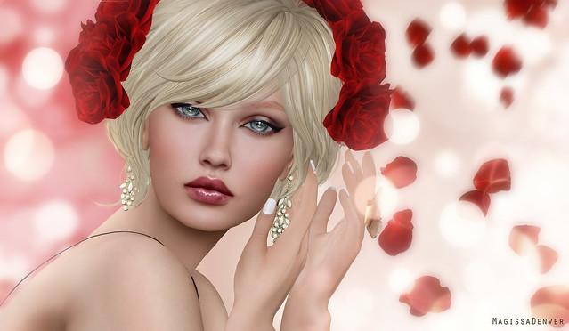 Aline - Roses