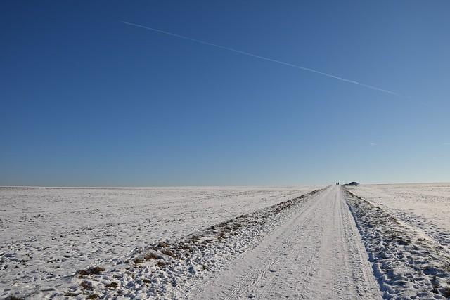 winter minimalism...