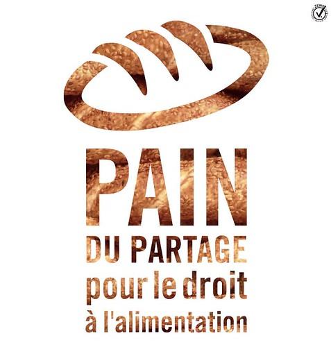 Logos Pain du partage
