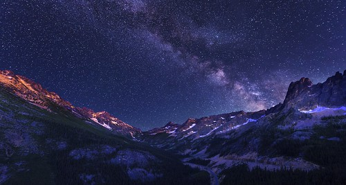 Milky Way (Washington Pass Overlook, WA)