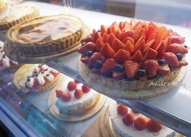 bonnie sugar 台北草莓蛋糕 006