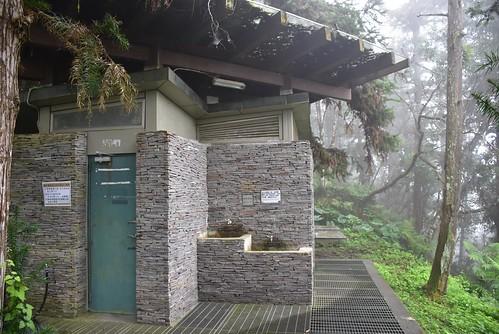 瓦拉米步道-佳心駐在所遺址