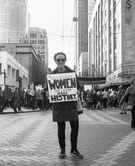 Seattle Womxn's March
