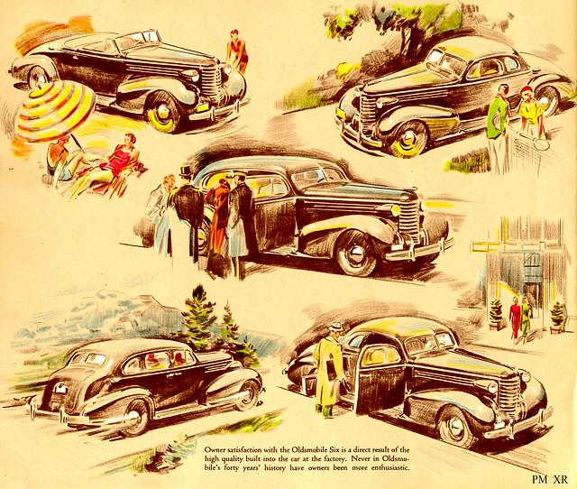 1937 ... Oldsmobile!