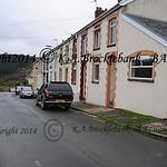 Garw Valley Streets Blaengarw