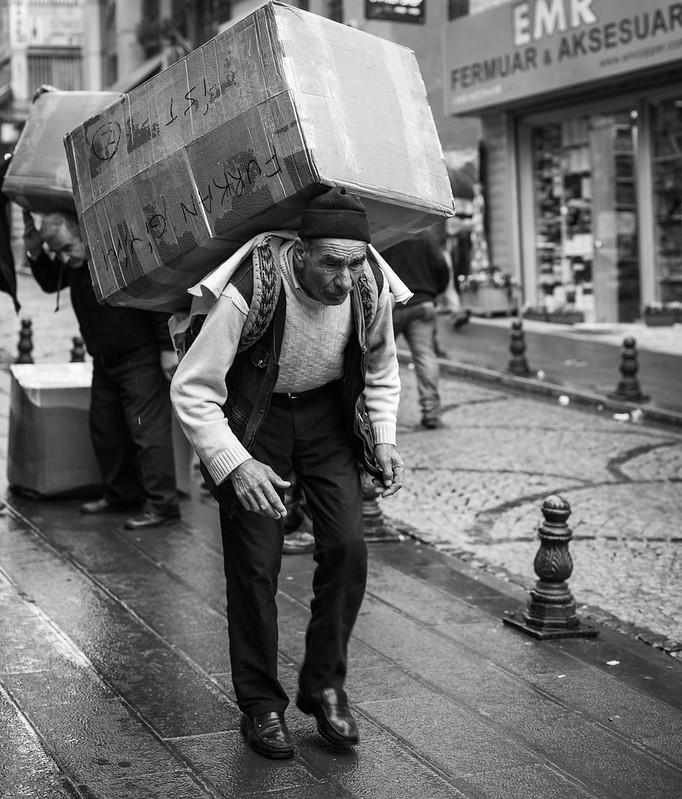 hard work - Istanbul (Turkey)