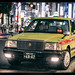 Shibuya Taxi by Mikedie1