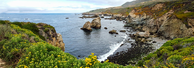 Big Sur Seascape