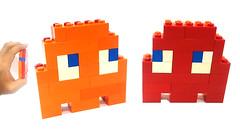 MOC Pacman double side