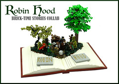 Robin Hood - The Merry Robber
