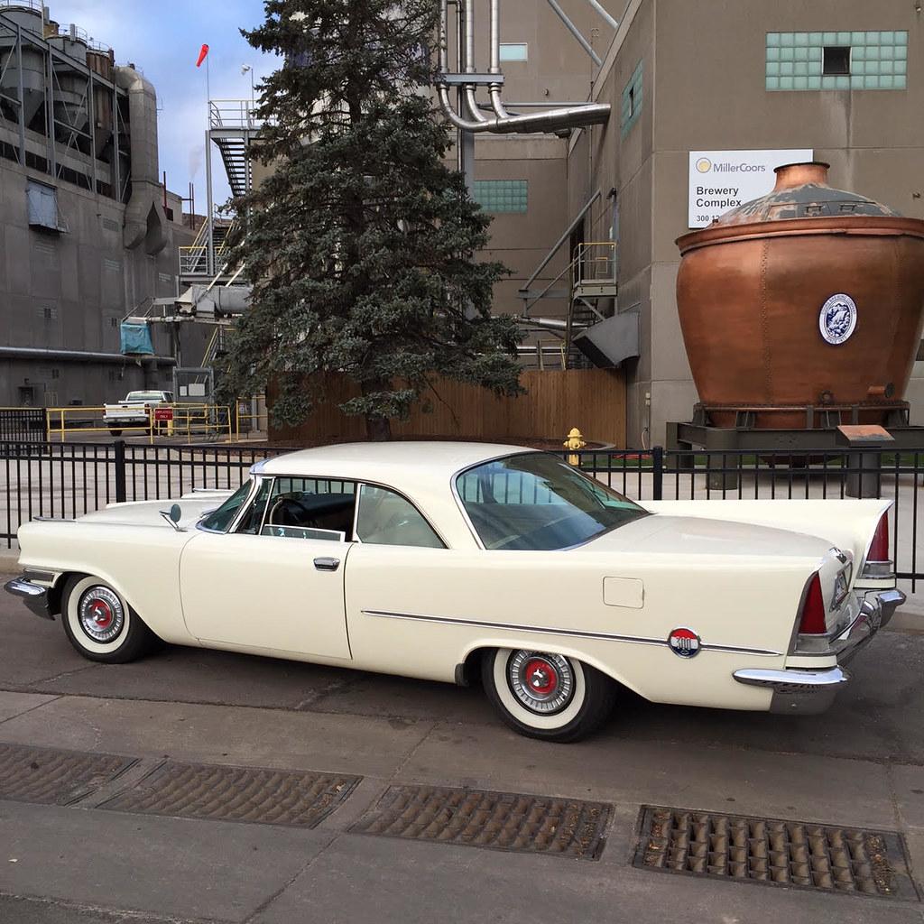 Chrysler C For Sale: Highly Optioned 1957 Chrysler 300C Hemi Hardtop For Sale