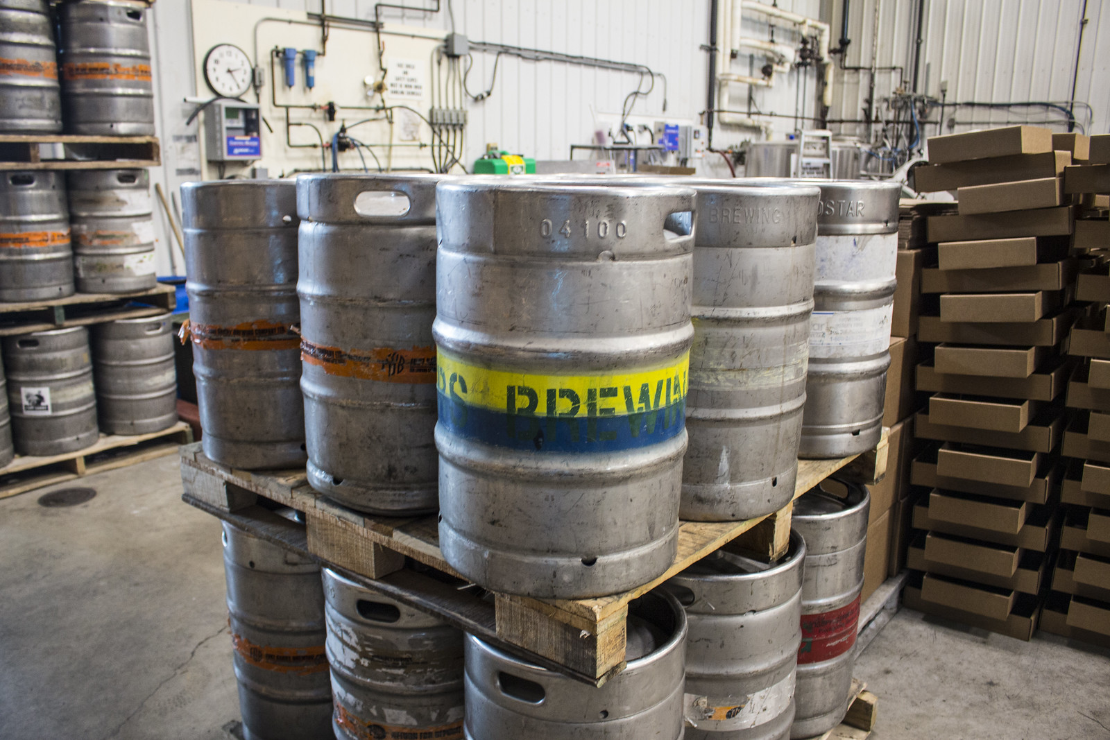 Who wouldn't love a keg?