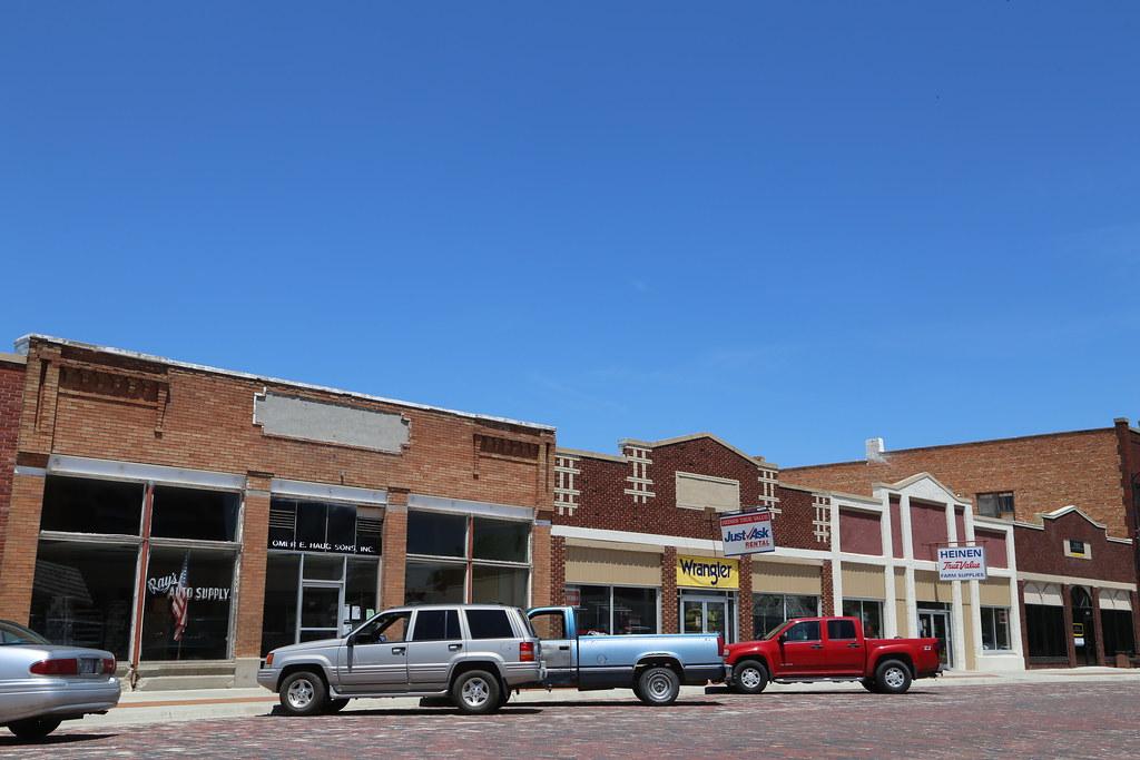 Seneca Kansas, Nemaha County KS   Google Map Official Websit