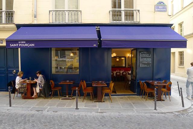 Restaurant Le Bon Saint Pourçain - Paris