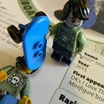 LEGO I Love That Minifigure Zombie Skater