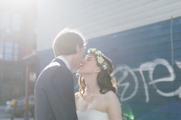 Celine Kim Photography Bellwoods Brewery intimate city wedding Toronto vintage ttc streetcar-99
