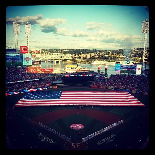 #MLB #AllStarGame. #ASG