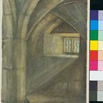 LEGGETT 4981 Widow in Crypt, Birkenhead Priory