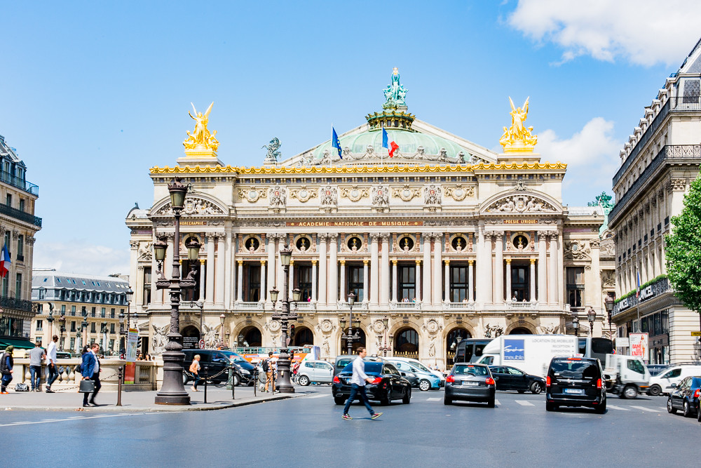 Paris - The Opera