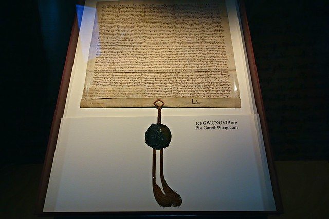 City of London Corp's copy of Magna Carta, 800Years of history, must see before end of September 2015 from RAW _DSC9588 @cityoflondon @MagnaCarta800th Magna carta: Story of the City https://youtu.be/WnovAA6kbAA