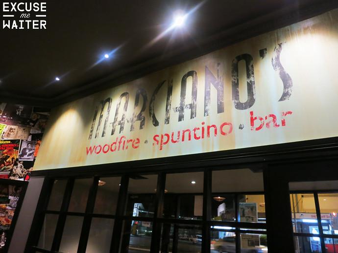 Marciano S Restaurant Rockford