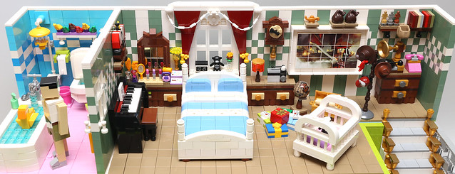 LEGO Dream House - 2F