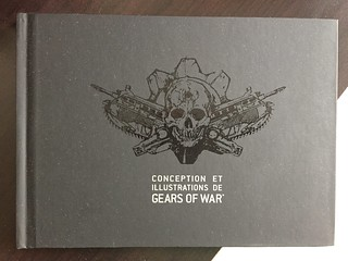 Conception et illustrations de Gears of War