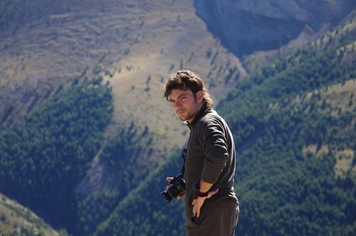 Prof. Roberto Cazzolla Gatti,Ph.D.,biologo ambientale ed evolutivo