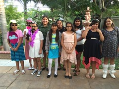 5th grade girls night out and elementary summer 2015