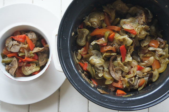 Slow cooker ratatouille DSC05415