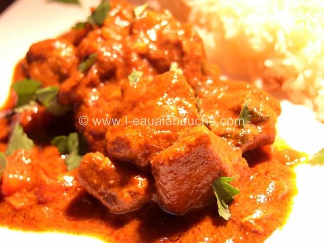 Agneau au Curry & Haricots Rouges © Ana Luthi Tous droits réservés 006