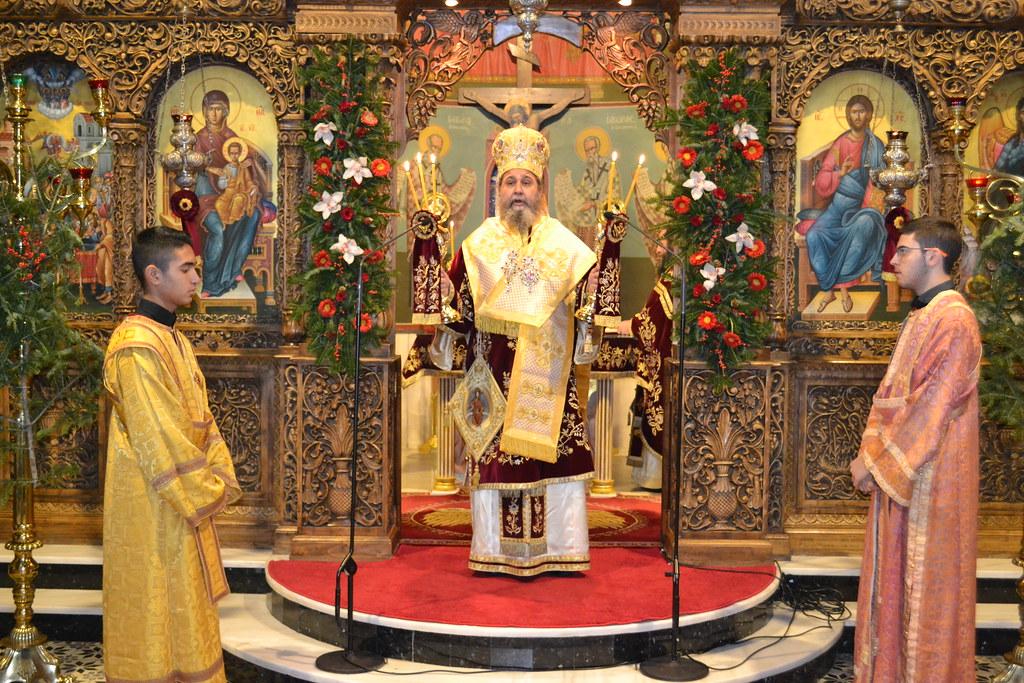 Χριστούγεννα στον Καθεδρικό 2016