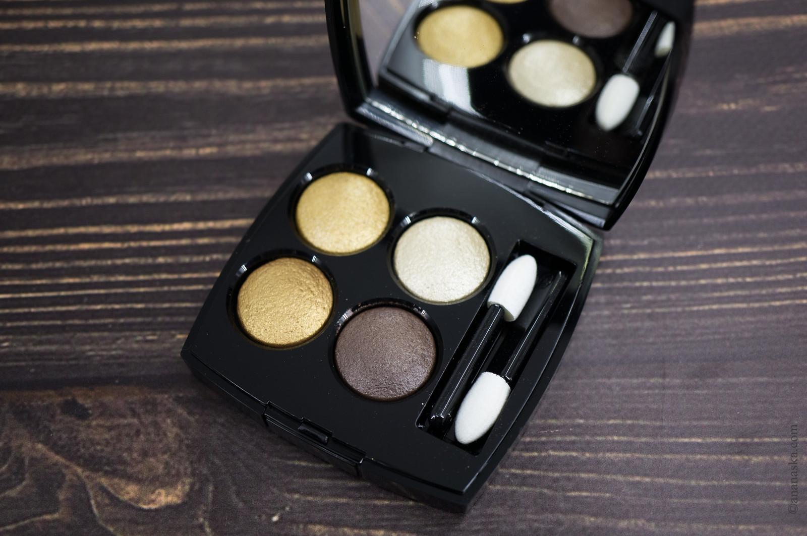 Chanel Les 4 Ombres 274 Codes Elegants