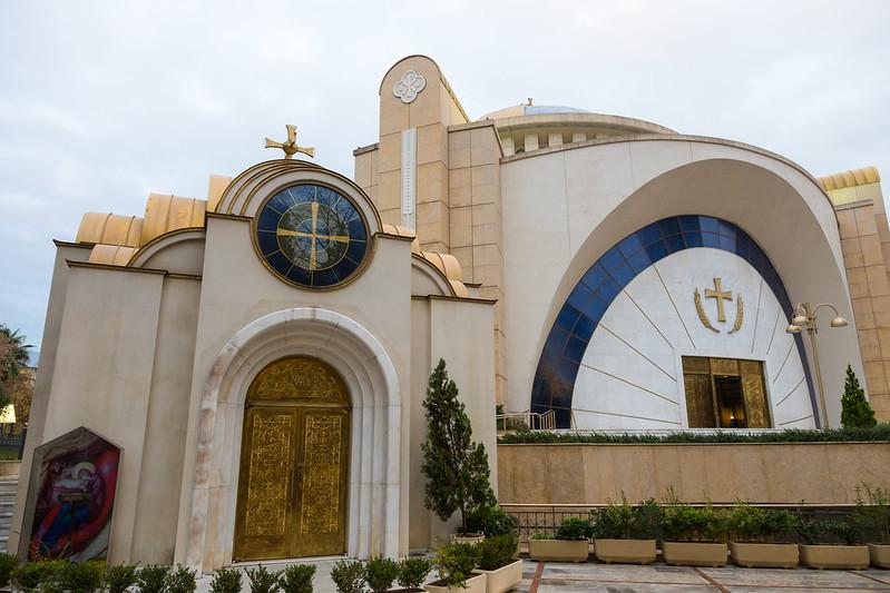 Resurrection of Christ Orthodox Cathedral - Tirana
